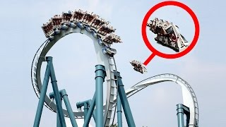 5 Tragic Theme Park Accidents Caught on Camera