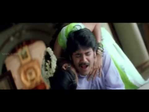 Azad Movie || Nagarjuna & Shilpa Shetty Best Love  Scene