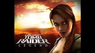 Tomb Raider Legend Ending Scene