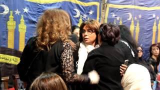 وصول أميرة العايدي طليقة وائل نور يتسبب في مغادرة زوجته الحالية غادة 1