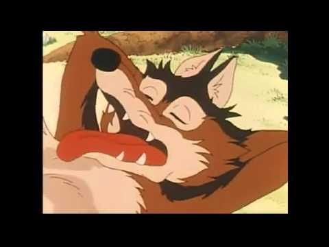 El Lobo y los siete Cabritos 3 3 Español Latino YouTube
