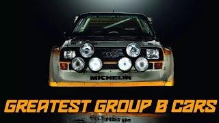 10 Greatest Group B Race Cars Ever