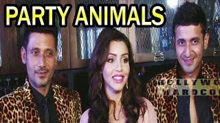 Party Animals Song Launch | Meet Bros | Kyra Dutt | 2016