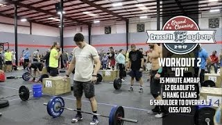 Rich Froning & Angelo Dicicco - Grand Opening Hero Workout