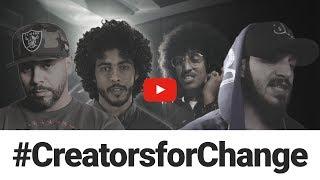 الغرباء -  سلومو | ليل إيزي | مسلم  #CREATORSFORCHANGE