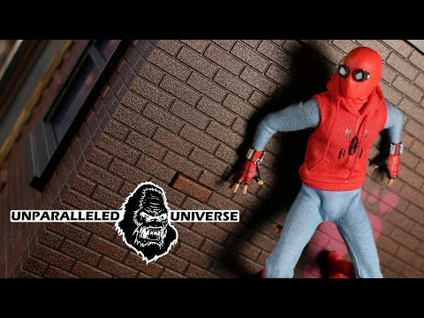 Xxx Mp4 Mezco One 12 Collective Homecoming Homemade Suit Spider Man 3gp Sex