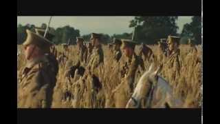 War Horse Charge Scene & Nicholls Death