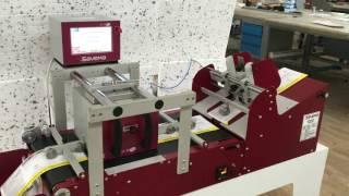 Savema Feeder-Conveyor Belt and SVM 53I TTO System for Guatemala Market
