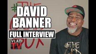 David Banner on White Supremacy, Illuminati, The God Box (Full Interview)