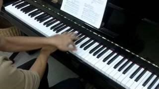 John Thompson's Easiest Piano Course Part 2 No.19 Mountain Climbing (P.26)