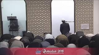 Day 16 - Taraweeh Prayer 2018 - Shaykh Tareq Moqbel | Shaykh Zakaullah Saleem