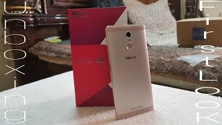 Blu Vivo 5R Unboxing and First Look !