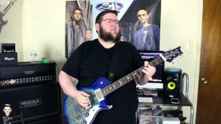 Darkest Of Kin-Maylene And The Sons Of Disaster-Guitar Cover