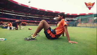 SUNRISERS PROMOTIONAL SONG by ANS VENKY