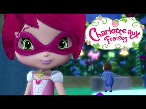 Charlotte aux Fraises★🍓 Un panier de bleuets HD 🍓★Aventures à Fraisi Paradis