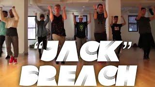 Jack by Breach Choreography by Derek Mitchell at Broadway Dance Center