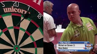 Dutch Darts Masters 2017 Final - Michael van Gerwen v Steve Beaton