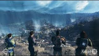 FALLOUT 76 - 15 Minutes of Gameplay So Far (PS4 XBOX ONE PC) Fallout 76 Gameplay Trailers