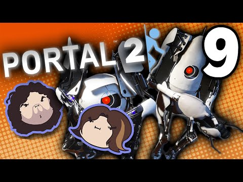 Portal 2: Good Old Fashioned Pickle - PART 9 - Game Grumps