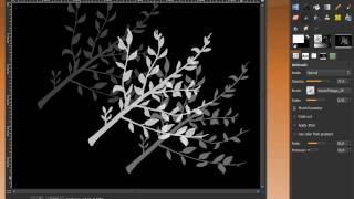 Brushes in GIMP-Download, Install & How to Use