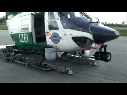 Mototok HELIMO with Eurocopter Police Helicopter