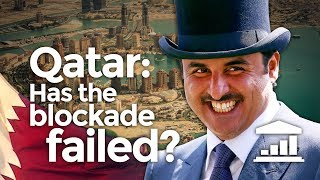 Is QATAR Defeating SAUDI ARABIA? - VisualPolitik EN