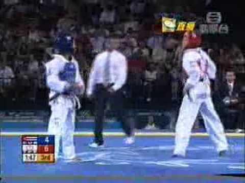 雅典奧運2004女子跆拳道