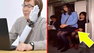 20 اختراع غريب ومذهل لن تجده إلا في كوكب اليابان !