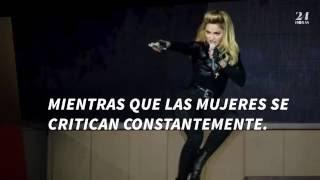 Madonna gana Premio Mujer del Año de Billboard y da discurso de empoderamiento