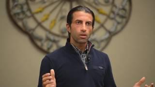 Mosab Yousef explains steps that lead to leaving Hamas