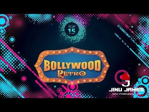 Top 15 Bollywood Retro Mix | Jinu James