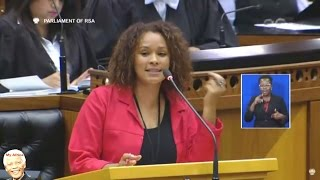 EFF And ANC Women BIG FIGHT Over Womens Rights In Parliament