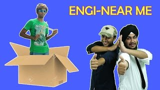 Comedy Hunt - ENGI- NEAR ME : Buy your way to success