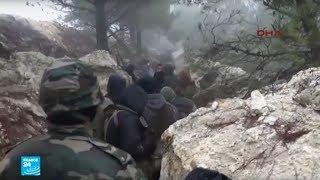 """معارك عنيفة في عفرين السورية والإدارة الذاتية الكردية تعلن """"النفير العام"""""""