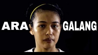 Best AMAZING SPIKES of Ara Galang | ARAMAZING!!!
