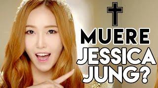 Muere Jessica Jung?? // K-Drama comete un error y mata a Famosa Idol  // Shiro No Yume