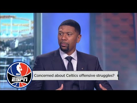 What's wrong with the Celtics offense … and Michelle Beadle's car NBA Countdown ESPN
