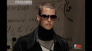 LAURA BIAGIOTTI Fall Winter 2006 2007 Menswear Milan - Fashion Channel