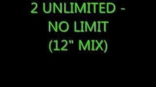 2 Unlimited - No Limit (12