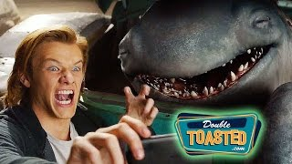 MONSTER TRUCKS MOVIE REVIEW - Double Toasted Review