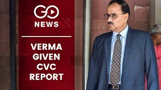 CBI Director To Reply To CVC Report