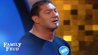 Family Feud WWE Special   Family Feud