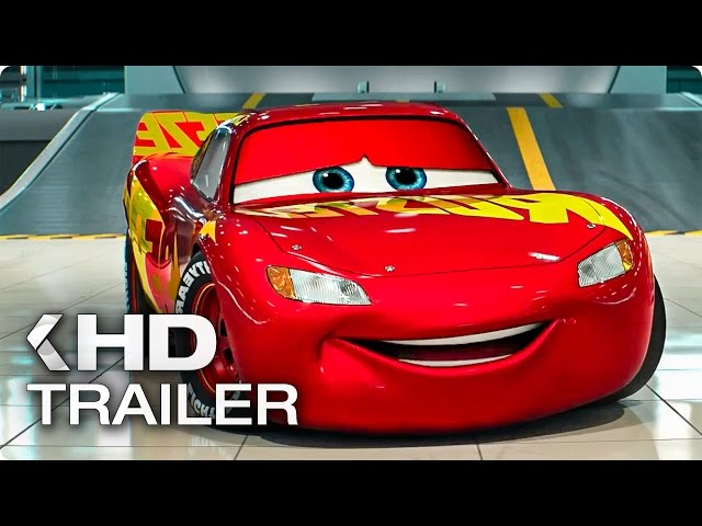 CARS 3: Evolution Trailer 4 (2017)