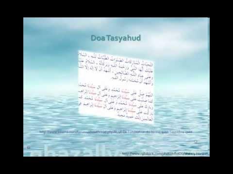 Tasyahud Tahiyat