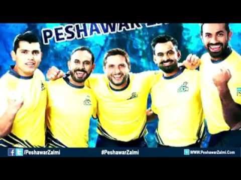 Peshawar Zalmi          Pashto Song Team Support Peshawar Zalmi Of PSL      Singer Khial Muhammad