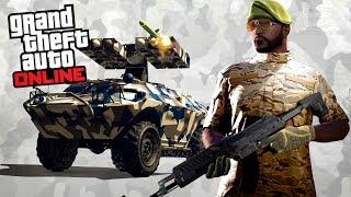 GTA Online: Gunrunning - New Details and Screens