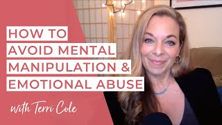 What is Gaslighting? How to Avoid Mental Manipulation and Emotional Abuse - Terri Cole