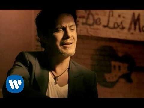 Alejandro Sanz A la primera persona videoclip oficial