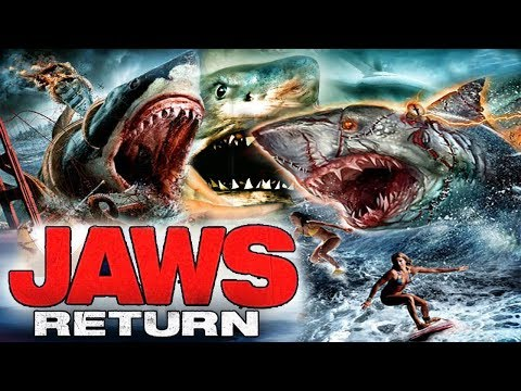 Jaws Returns 2017 (Shark Attack 2) | Tamil Dubbed Action Adventure & Horror | Latest Hollywood Movie