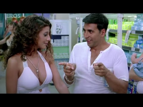 Best of Akshay Kumar's Comedy Scenes !!!